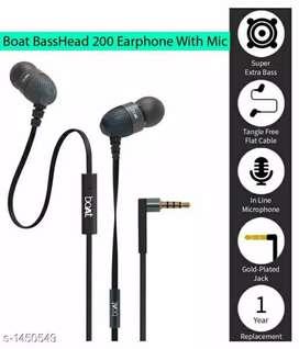 Boat trendy wired earphone