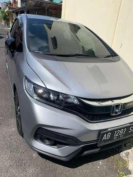 Honda jazz rs cvt th 2018