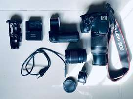 Canon EOS 600D - DSLR