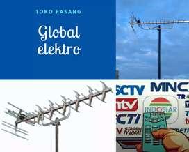 Agen Jasa Pasang Sinyal Antena Tv Walantaka