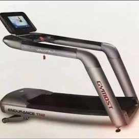 Treadmill Electric big 1 fungsi Baru