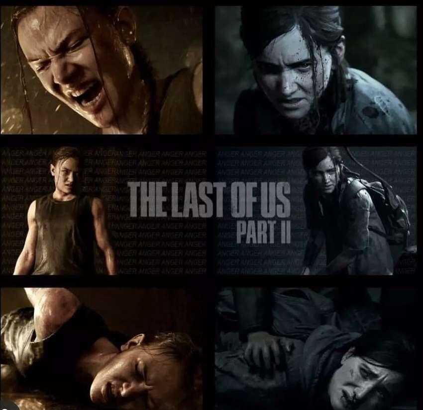 THE LAST OF US II Ps4 game digital offline 0
