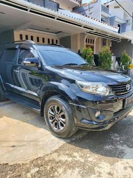 Fortuner 2.7 TRD G Luxury 2016 AT Sportivo