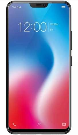 VIVO V9 pearl black golden 1 YEAR 5 MONTH OLD  NEW CONDITION (10/9)