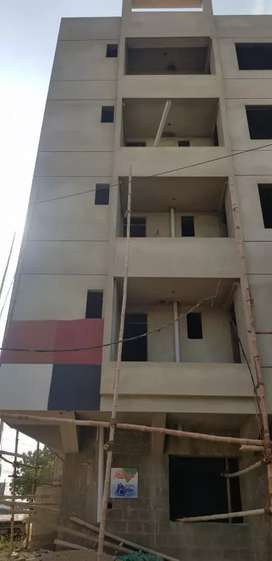Hurry up brand new luxury flat 2bed dd only 52 lac vip block3 johar
