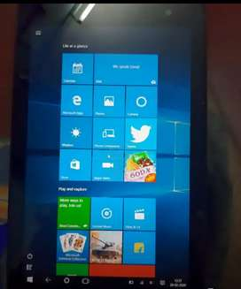DELL VENUE 8 with Windows 10 build