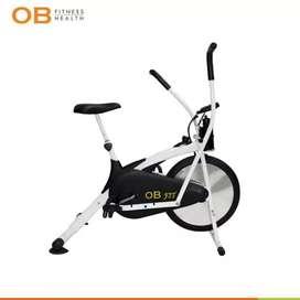 sepeda statis kardio fitnes I-235 // treadmill magnetik bike orbitrek