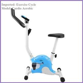 Exercise Cardio Cycle, Aerobic Cycle, Will power knows no obstacles.