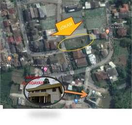 Setiabudi Regency Turun Harga - Dijual Tanah Kavling 762m2 Main Road