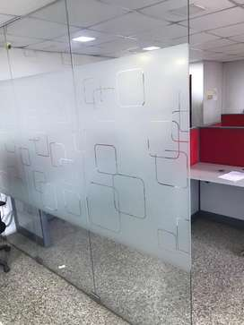 Office Glass Pertition