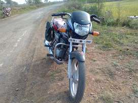 Hero honda CD deluxe very low price