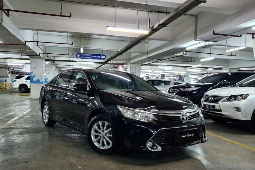 Toyota Camry G 2016 AT 0