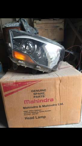 Scorpio s10 headlights