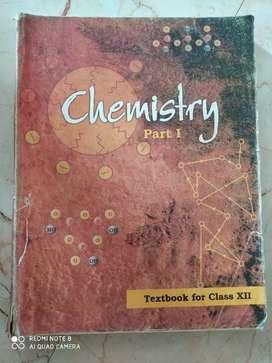 NCERT chemistry XII (Part I & Part II)