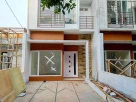 UNIT TERAKHIR, Rumah Minimalis 2 Lantai Cibubur Kranggan