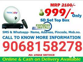All DishTV life time warranty free all