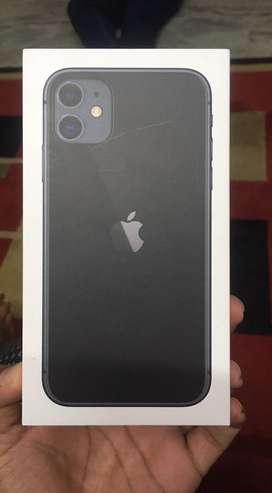 iPhone 11 128 GB (Black)