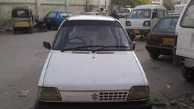 Car in good condition 10/8 Cng & petrol both working