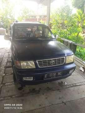 Dijual mobil pemakaian pribadi kijang LX 2001