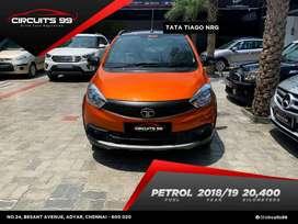 Tata Tiago NRG Petrol, 2018, Petrol