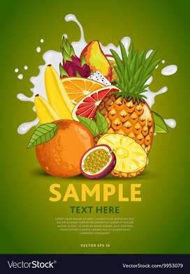 need and experienced juice maker