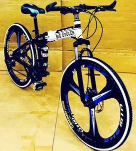 NEW FOLDABLE MACWHEEL CYCLE AVAILABLE