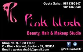 Pink Blush Beauty Studio