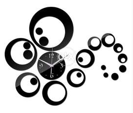 2020 NEW Acrylic Mirror 3D Clock Scorpio Design For Home and Office