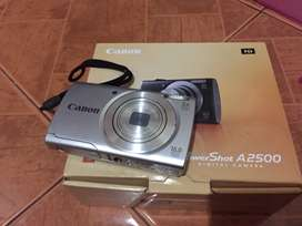 Kamera Pocket Canon PowerShot A2500