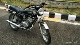 Yamaha rx 135 1997model