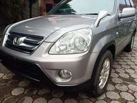 Crv Tangan Pertama Tanpa PR Full Ori AT 2005    |2004 2006 2003 xtrail