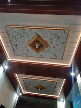 Promo Paket Plafon PVC Gypsum Murah Area Pati Kudus Jepara Rembang