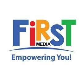 PROMO FRIST MEDIA INTERNET DAN TV CABLE