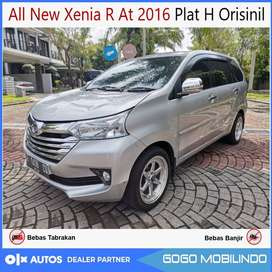 [DP16JT] All New Xenia R At 2016 Plat H bisa Kredit Murah