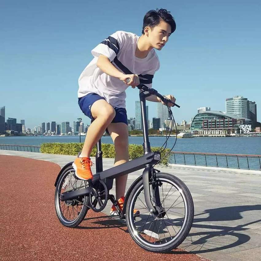 Sepeda Xiaomi Listrik Qicycle EC1 Seri 2020 Elektrik 0