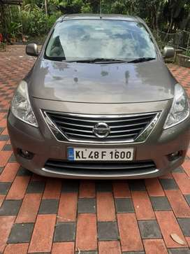 Nissan Sunny 2013 Good Condition Diesel 51000 Km Driven