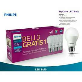 Philips LED 12 Watt paket Bundle 4 pcs