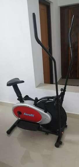 Exercise cycle Orbitrek