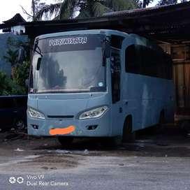 Medium bus hino dutro th 2014 Seat 31