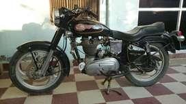 Old model bullet right side gear