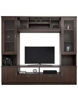 Engineering wood tv unit