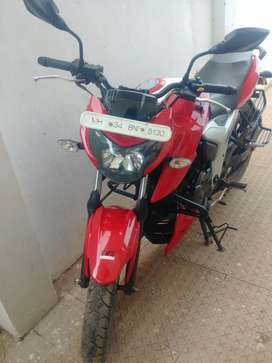 TVS Apache RTR 160 4V excellent condition