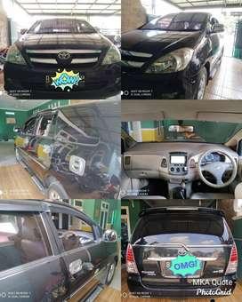 Dijual cepat kijang innova tahun 2006 plat Bekasi kota.