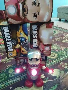 Mainan Robot iron man murah