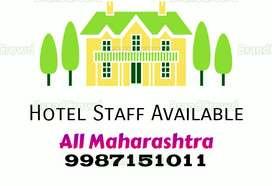 Hotel STAFF // Restaurant Staff // Café Bar Staff & Fast Food Staff -