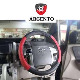 Argento Sarung Cover Setir Mobil