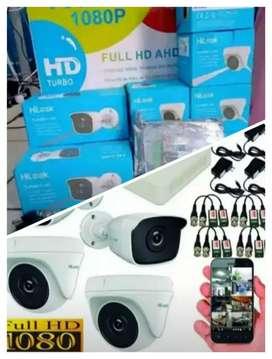 Paket komplit camera cctv bergaransi