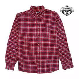 Kemeja Flannel UNIQLO Original Size M