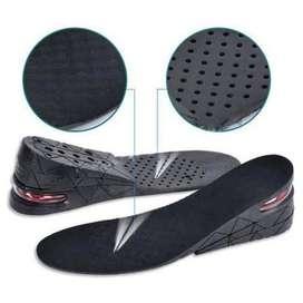 3 layer Insole Sol PU Sepatu Penambah Tambah Tinggi Peninggi Badan 7cm
