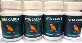 Vita Care E, Bird Supplement (Vitamin E, Arginine, L Lysine)